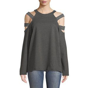 Neiman Marcus NWT sweatshirt in French Terry Small